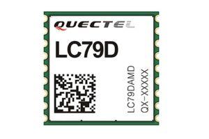 Quectel обяви нов двулентов GNSS модул