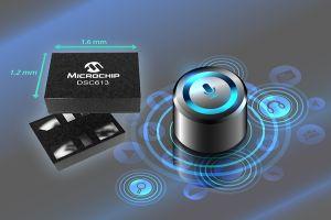 Microchip представи най-малкия MEMS тактов генератор