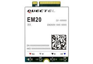 Quectel обяви нов LTE-A Cat 20 модул