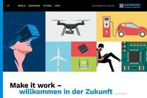 Rutronik стартира нов кариерeн сайт