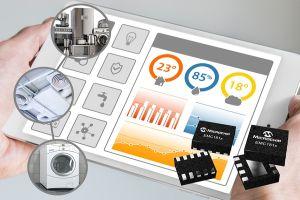 Microchip представи нова фамилия 1,8 V температурни сензори