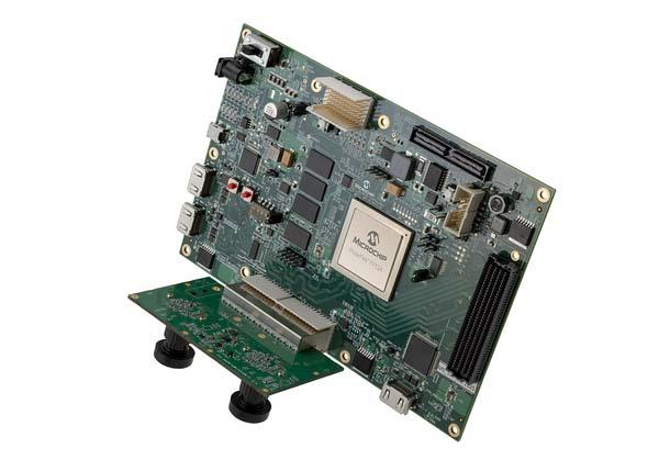 Microchip представи PolarFire FPGA решение за работа с 4K видео и изображения
