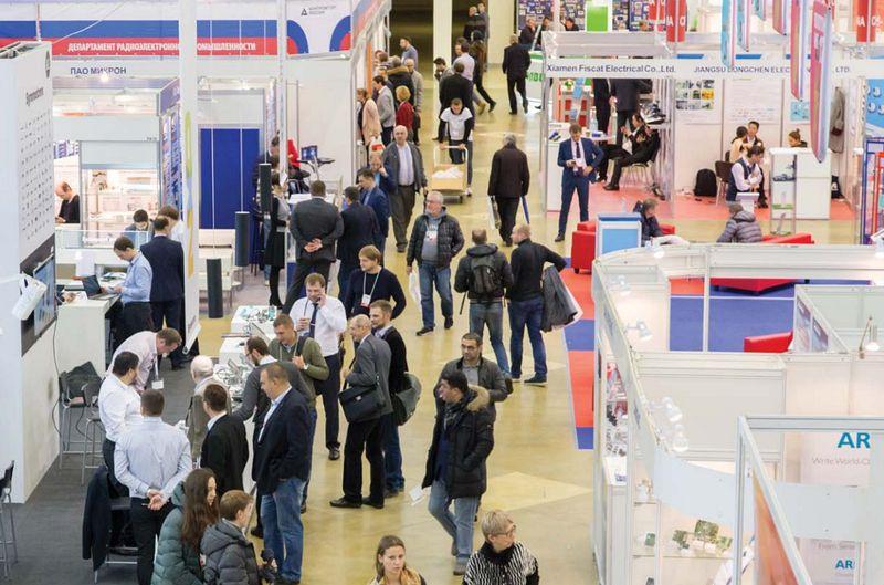 Международно изложение за електронната индустрия ChipEXPO 2019 в Москва