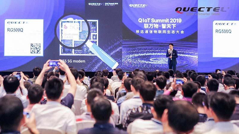 Модули на Quectel са използвани в над 100 милиона IoT свързвания