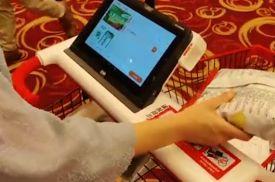 Интелигентна количка за пазаруване с интегриран Quectel <strong>LTE</strong> Smart Module SC600