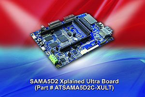 Спечелете Microchip SAMA5D2 Xplained Ultra Board!