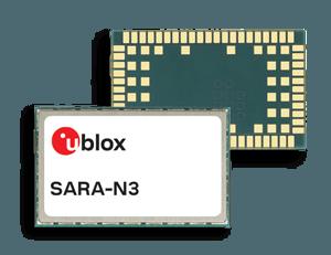 u-blox обяви нов NB-IoT модул с поддръжка на 3GPP Rel 14 и 5G