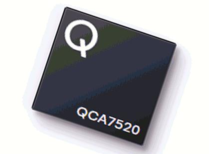 QCA7520: Нов IEEE 1901 и HomePlug AV2 MAC/PHY приемо-предавател