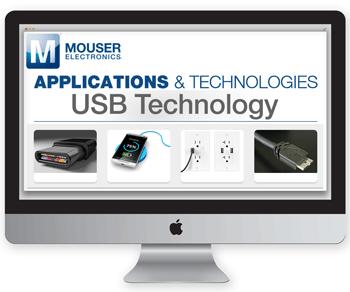 Mouser Electronics със специален сайт за новия стандарт USB-C
