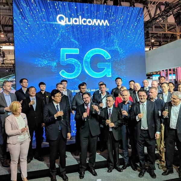 <strong>Qualcomm</strong> и Bosch изследват 5G NR приложенията за IIoT