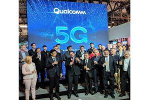 Qualcomm и Bosch изследват 5G NR приложенията за IIoT