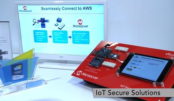 Microchip разширява услугите за разработка на cloud системи съвместно с <strong>Amazon</strong> <strong>Web</strong> <strong>Services</strong>