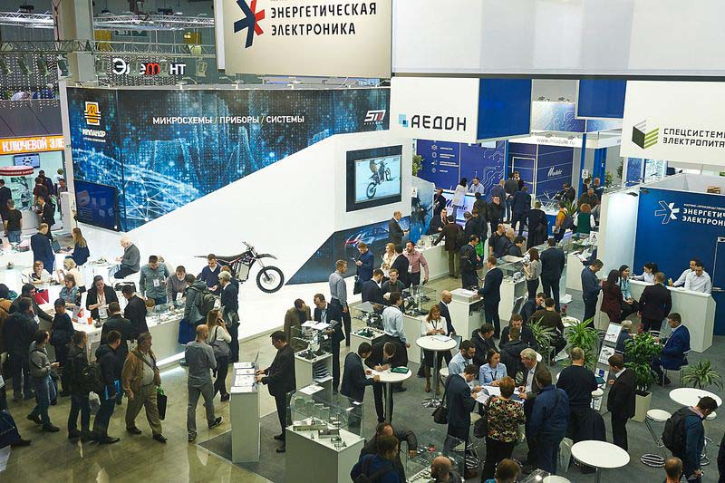 23-о изложение ExpoElectronica в Москва