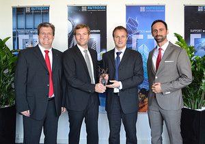 Rutronik получи награда за най-бързо развиващ се европейски дистрибутор от <strong>FCI</strong>