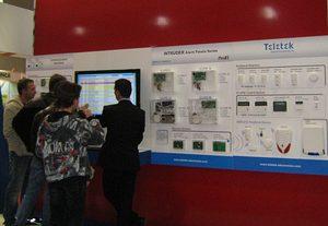 Сигнално-охранителни и пожароизвестителни решения на <strong>Телетек</strong> <strong>Електроникс</strong> ще бъдат представени на SecurExpo 2014 в Атина