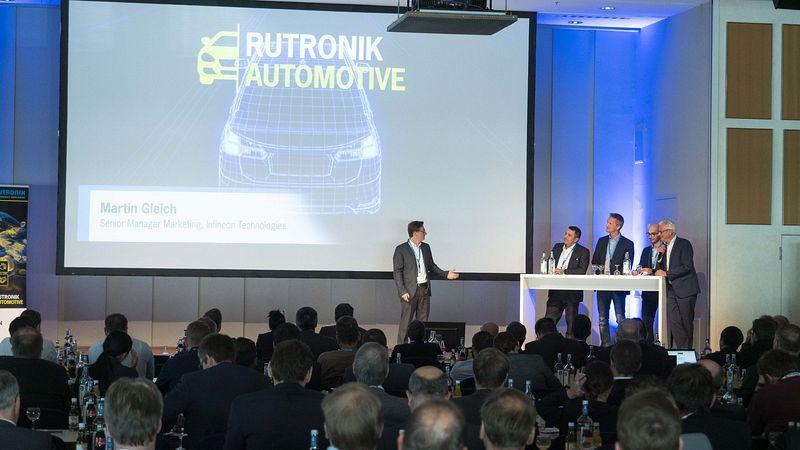 Близо 240 специалисти посетиха втория автомобилен конгрес на Rutronik