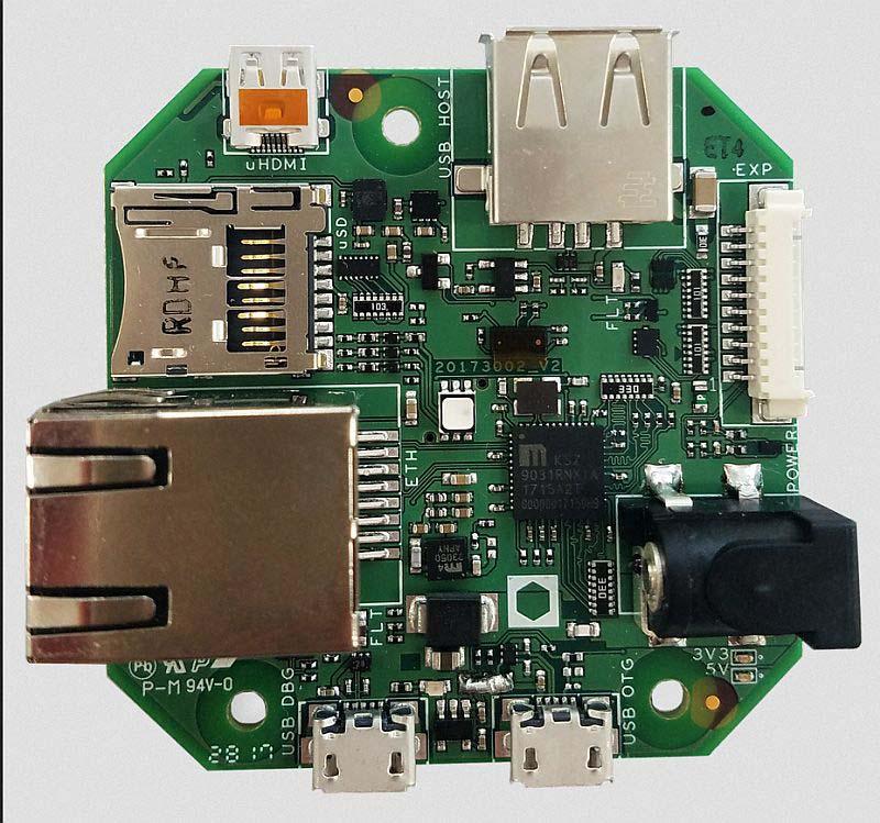Mouser ще дистрибутира IoT продуктите на RushUp