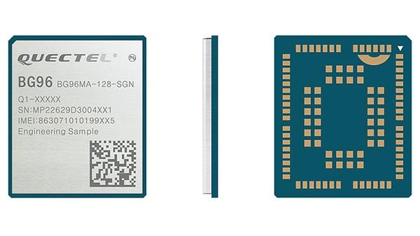 Многорежимният модул BG96 на Quectel получи LPWA сертификация