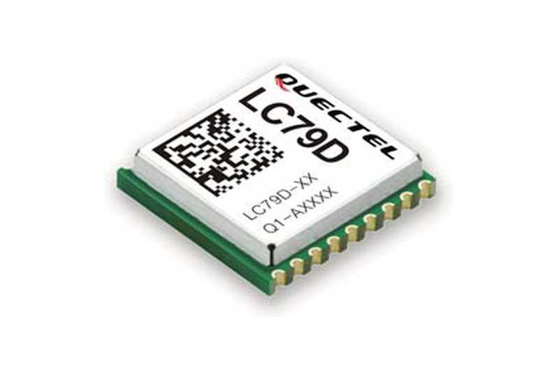 <strong>GNSS</strong> модул LC79D от Quectel за електромобилни приложения