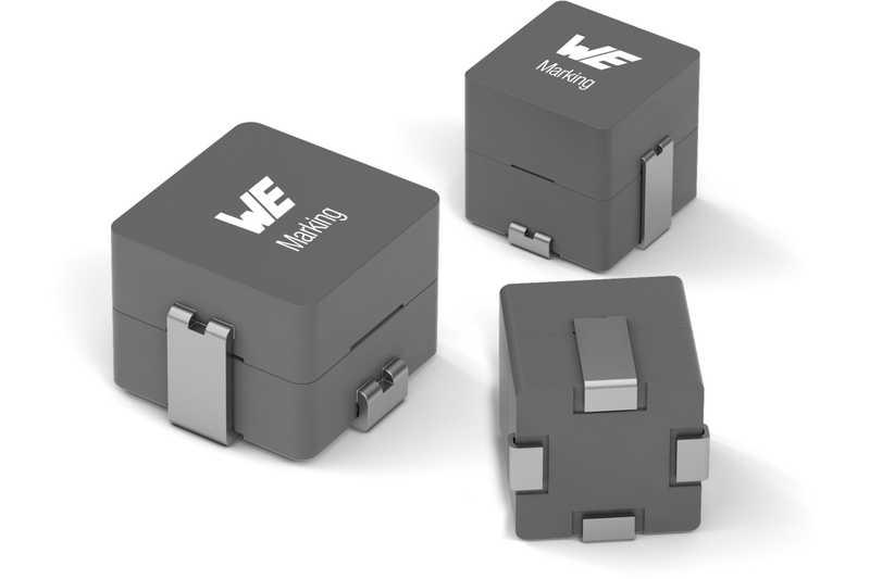 Нова серия SMT индуктори за висок ток в клас D усилватели