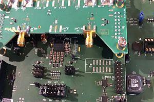 Демонстрация на V2X модула u-blox 802.11/DSRC