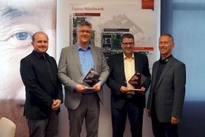 Rutronik с награда за най-добър дистрибутор на дънни платки от Fujitsu