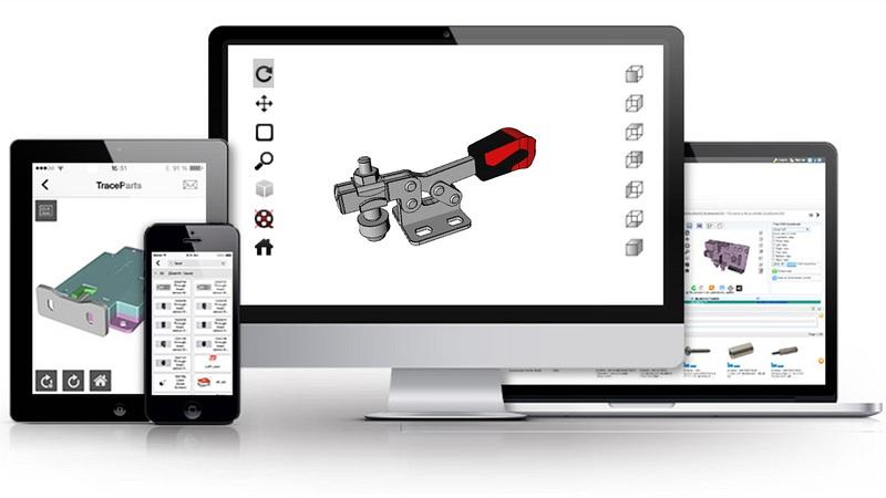 Premier Farnell предлага безплатни CAD библио<strong>те</strong>ки съвместно с TraceParts