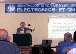 XXIII Международна научна конференция за електроника - <strong>ET2014</strong>