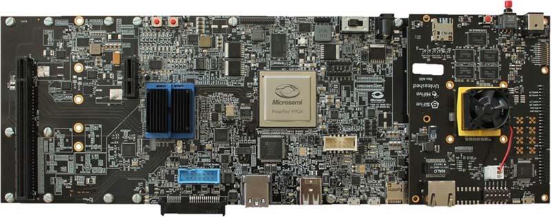Microchip представи първата RISC-V SoC FPGA архитектура