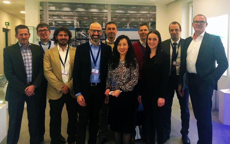 TTI с награди за най-добър дистрибутор от Smiths Interconnect