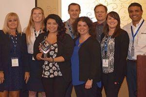Mouser с награда за дистрибутор на годината от Amphenol SV Microwave