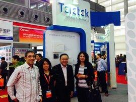 Телетек Електроникс взе участие на изложение в Китай