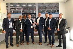 TTI спечели награда за най-добър европейски дистрибутор от Amphenol
