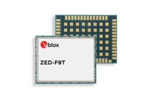 u-blox обяви многолентов GNSS модул за синхронизация на времето