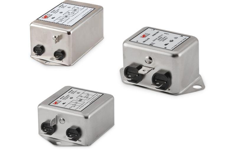 WE-CLFS - линейни филтри за EMC