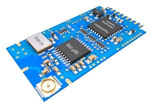 IQRF радиомодули и компоненти Microrisc за изграждане на