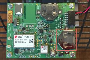 u-blox: NB-IoT с автономно енергозахранване