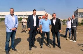 Sibiz изгражда високотехнологичен център в Пловдив