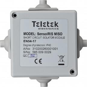 Модулът изолатор SensoIRIS MISO на <strong>Телетек</strong> <strong>Електроникс</strong> получи CPR сертификат