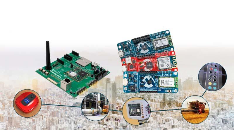 Microchip представи нови IoT решения за бързо прототипиране