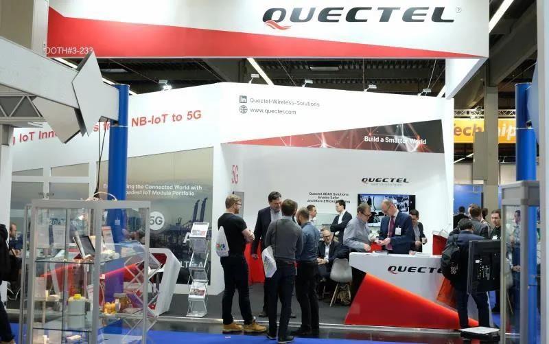 Quectel представи IoT модули за интелигентни приложения от следващо поколение на embedded world 2020