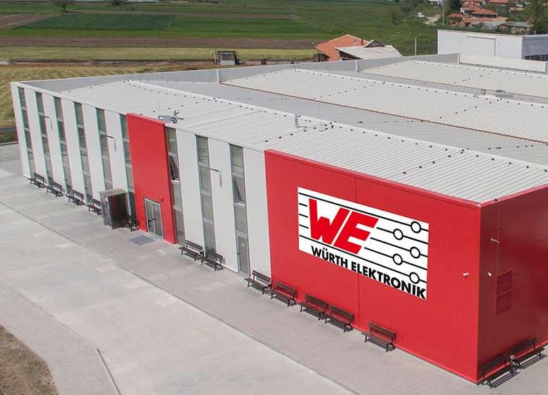 Würth <strong>Elektronik</strong> iBE разширява производствената си база в България