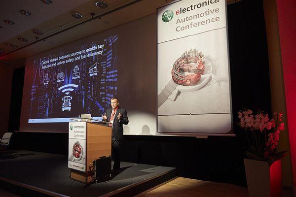 За първи път четири конференции <strong>на</strong> electronica