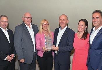 <strong>Mouser</strong> получи награда за най-добър европейски дистрибутор от TDK