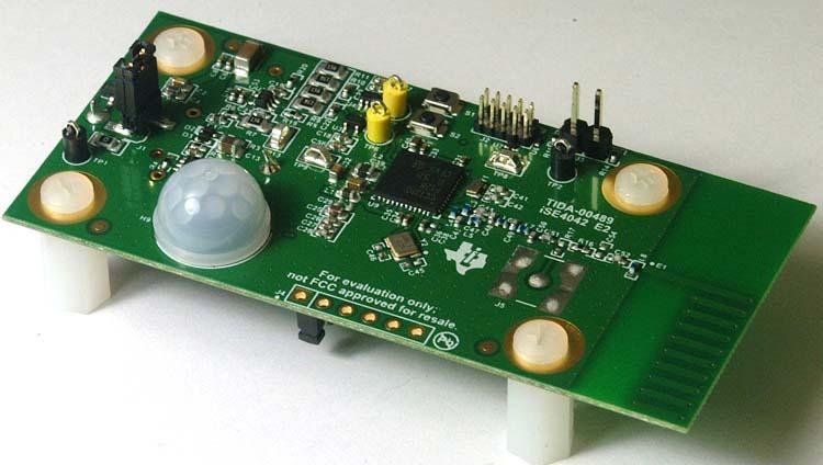 Компонентна база за системи за сградна автоматизация от Texas Instruments Inc.