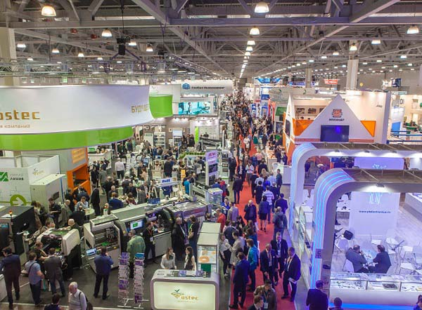 22-ро изложение ExpoElectronica в Москва