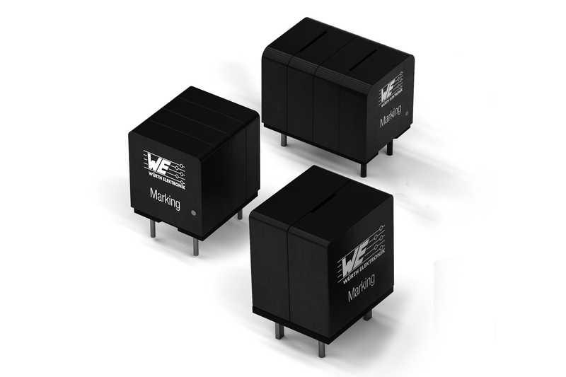Индуктори с висок ток за аудио усилватели WE-HIDA