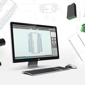 Mouser и SamacSys предлагат безплатни схеми и 3D модели на електронни компоненти