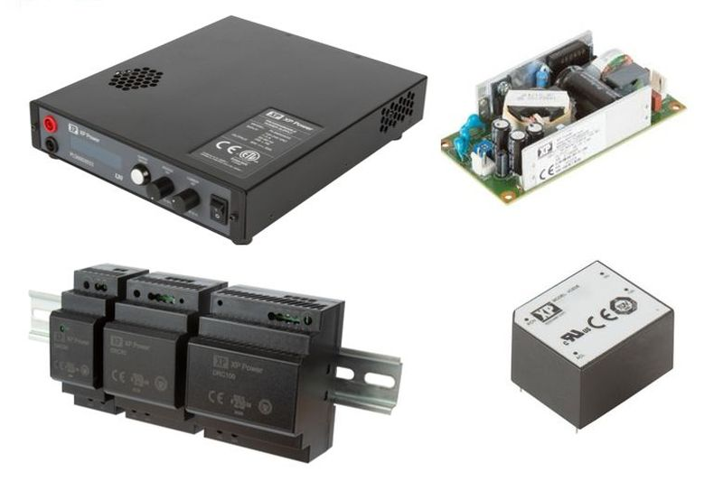 Farnell разширява гамата продукти на XP Power на склад