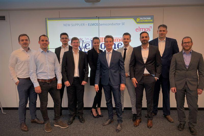 Rutronik и Elmos стават глобални партньори